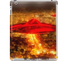 Martian Invasion by Raphael Terra iPad Case/Skin