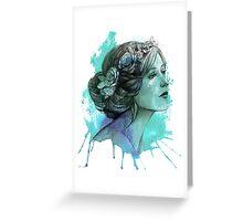 Women art Greeting Card