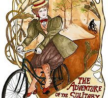 The Adventure of the Solitary Cyclist by Gemma P.