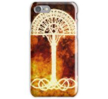 Sacred Tree by Sarah Kirk iPhone Case/Skin