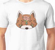 Sugar Skull Red Panda Unisex T-Shirt