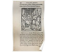 Contemplation Life and Passion Our Lord Jesus Christ Albrecht Durer 1557 0074 Poster