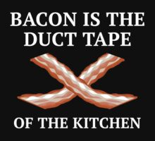 Duct Tape Of The Kitchen by AmazingVision