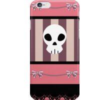 Skull Chix iPhone Case/Skin