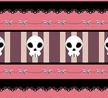 Skull Chix by zerojigoku