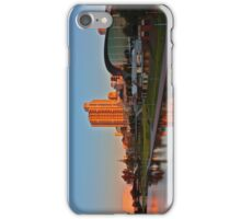 Adelaide River Precinct at Sunset iPhone Case/Skin