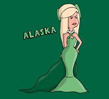 Alaska Thunderfuck 5000 'Bedrock Realness' Design Unisex T-Shirt
