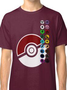 Pokemon Pokeball Energy Complete  Classic T-Shirt
