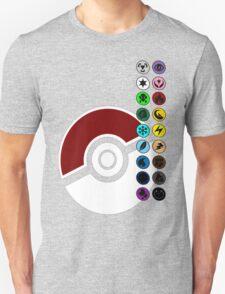 Pokemon Pokeball Energy Complete  T-Shirt