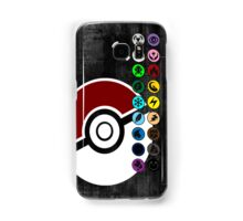 Pokemon Pokeball Energy Complete  Samsung Galaxy Case/Skin