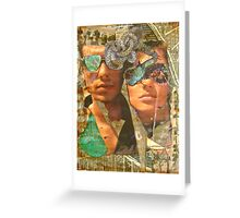 Honor Thy Father and Mother Greeting Card