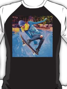 Skateboarding on Water T-Shirt