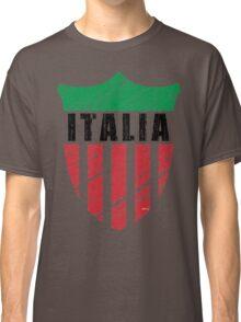 Vintage Italy Emblem Classic T-Shirt