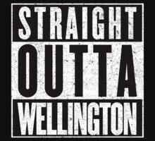 Wellington Represent! by tuliptreetees
