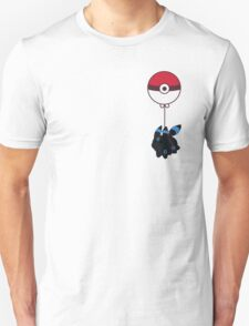 Shiney Umbreon Balloon Ride T-Shirt