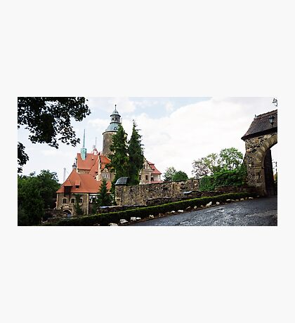 Czocha Castle Photographic Print