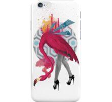 Classy Flamingo iPhone Case/Skin