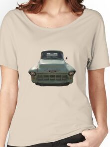 Old Chevy Truck Women's Relaxed Fit T-Shirt
