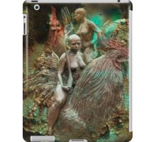 searching for the colonel iPad Case/Skin