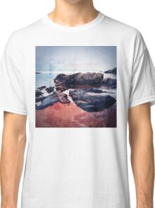 Castles In The Sand Classic T-Shirt