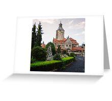 Zamek Czocha Greeting Card