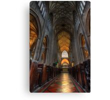 St Mary Redcliffe Church Canvas Print