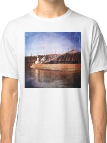 Vintage Great Lakes Freighter Classic T-Shirt