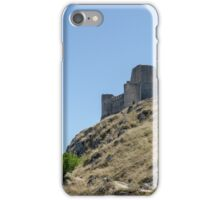 The castle of Calascio, Italy  iPhone Case/Skin