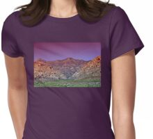 Scenic Loop - Nevada Womens Fitted T-Shirt