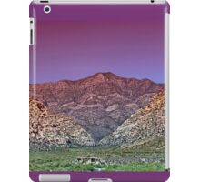 Scenic Loop - Nevada iPad Case/Skin