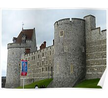 Castle England Poster