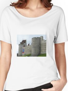 Castle England Women's Relaxed Fit T-Shirt