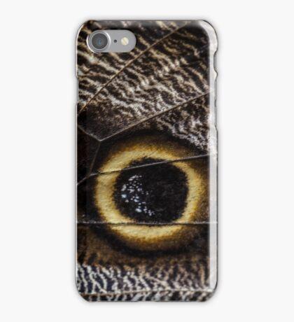 Macro Butterfly Wing Pattern iPhone Case/Skin