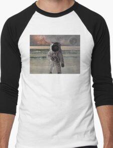 Astronaut Space Mission Men's Baseball ¾ T-Shirt