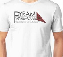Pyramid Warehouse Unisex T-Shirt