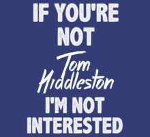 If you're not Tom Hiddleston by nimbus-nought