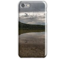 Deadman's Lake in Washington iPhone Case/Skin