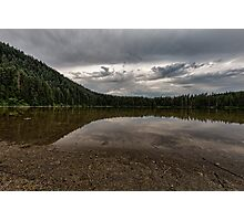 Deadman's Lake in Washington Photographic Print