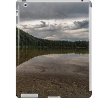 Deadman's Lake in Washington iPad Case/Skin