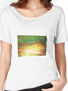 Spanish roads 3 Women's Relaxed Fit T-Shirt