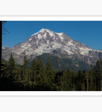 Mt. Rainier in Washington Sticker