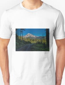 Mt. Rainier in Washington Unisex T-Shirt