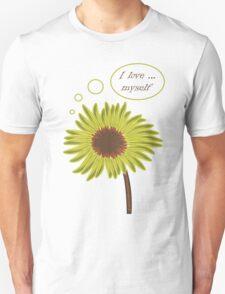 Flower thinking T-Shirt