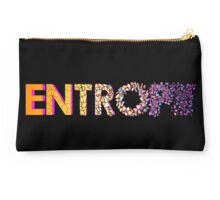 Entropy - From Order to Chaos Studio Pouch