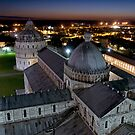Italie - Toscane - Pise (Pisa) by Thierry Beauvir