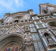 Firenze,Duomo e Torre di Giotto(giotto tower)-Italy by bertipictures
