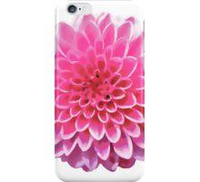 Fiery Dahlia iPhone Case/Skin