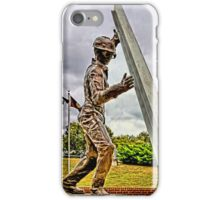 Steel Workers Memorial iPhone Case/Skin