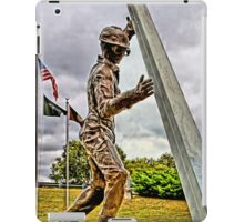 Steel Workers Memorial iPad Case/Skin