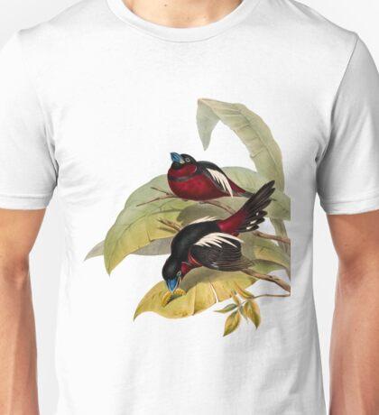 Great-billed Eurylaime Unisex T-Shirt